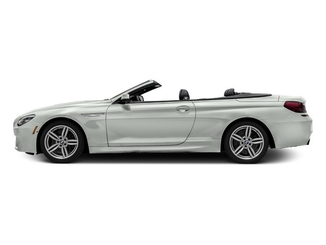 Alpine White 2016 BMW 6 Series Pictures 6 Series Convertible 2D 640xi AWD I6 photos side view