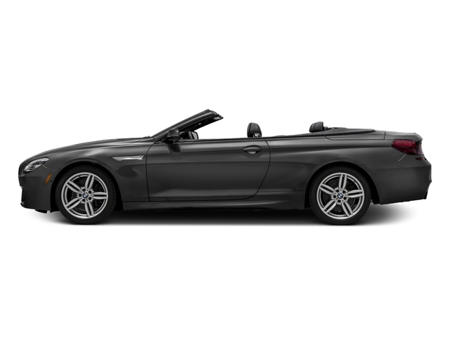 Jet Black 2016 BMW 6 Series Pictures 6 Series Convertible 2D 640xi AWD I6 photos side view