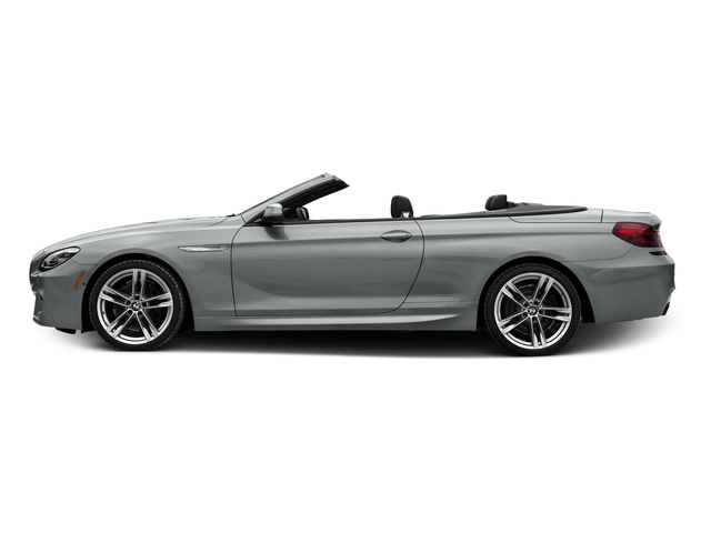 Glacier Silver Metallic 2016 BMW 6 Series Pictures 6 Series Convertible 2D 650xi AWD V8 photos side view