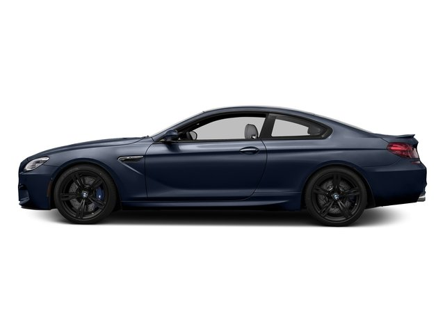 Imperial Blue Metallic 2016 BMW M6 Pictures M6 Coupe 2D M6 V8 photos side view