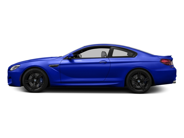 San Marino Blue Metallic 2016 BMW M6 Pictures M6 Coupe 2D M6 V8 photos side view