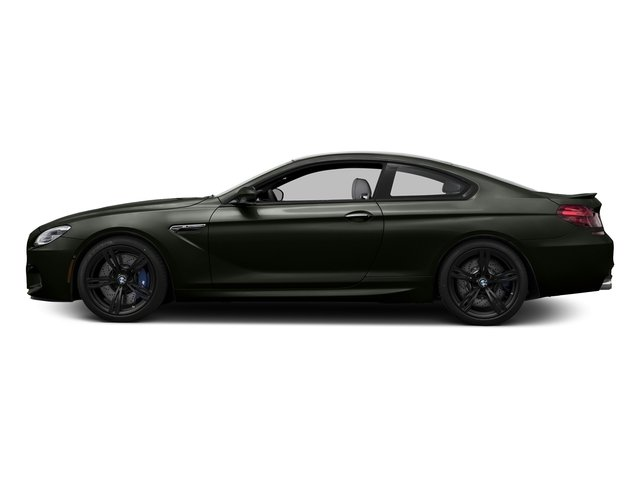 Citrin Black Metallic 2016 BMW M6 Pictures M6 Coupe 2D M6 V8 photos side view