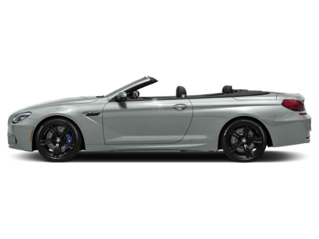 Silverstone Metallic 2016 BMW M6 Pictures M6 Convertible 2D M6 V8 photos side view