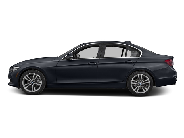 Imperial Blue Metallic 2016 BMW 3 Series Pictures 3 Series Sedan 4D 328d I4 T-Diesel photos side view
