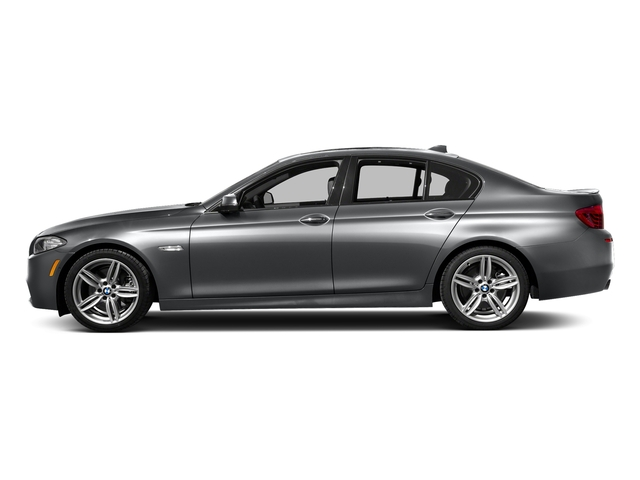 Mineral Gray Metallic 2016 BMW 5 Series Pictures 5 Series Sedan 4D 535d I6 T-Diesel photos side view