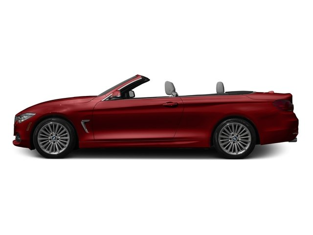 Melbourne Red Metallic 2016 BMW 4 Series Pictures 4 Series Convertible 2D 428xi AWD I4 Turbo photos side view