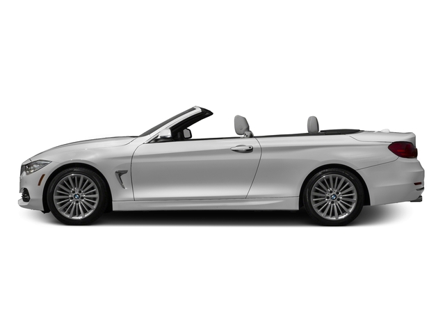 Mineral White Metallic 2016 BMW 4 Series Pictures 4 Series Convertible 2D 428xi AWD I4 Turbo photos side view