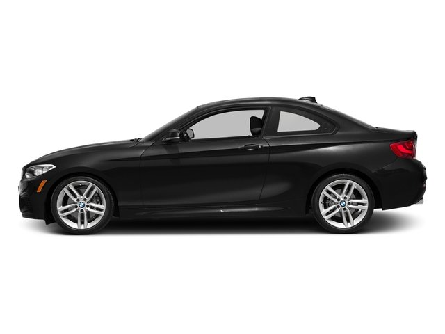 Jet Black 2016 BMW 2 Series Pictures 2 Series Coupe 2D 228i I4 Turbo photos side view