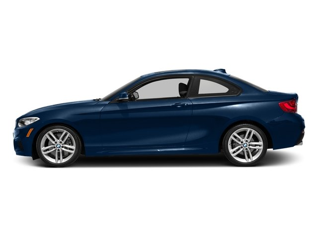 Deep Sea Blue Metallic 2016 BMW 2 Series Pictures 2 Series Coupe 2D 228i I4 Turbo photos side view