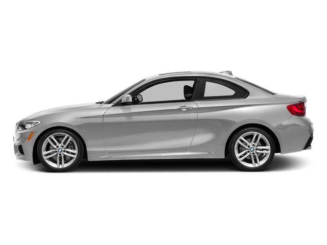 Mineral White Metallic 2016 BMW 2 Series Pictures 2 Series Coupe 2D 228i I4 Turbo photos side view