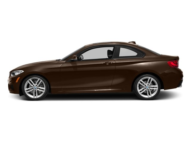 Sparkling Brown Metallic 2016 BMW 2 Series Pictures 2 Series Coupe 2D 228i I4 Turbo photos side view