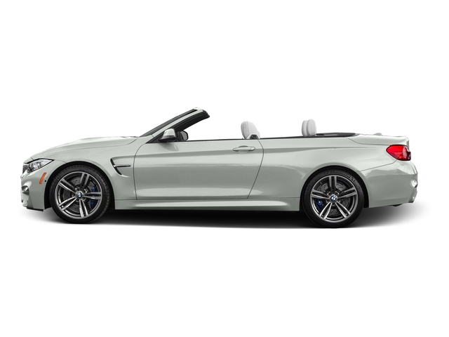 Alpine White 2016 BMW M4 Pictures M4 Convertible 2D M4 I6 Turbo photos side view