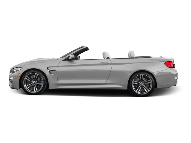 Mineral White Metallic 2016 BMW M4 Pictures M4 Convertible 2D M4 I6 Turbo photos side view