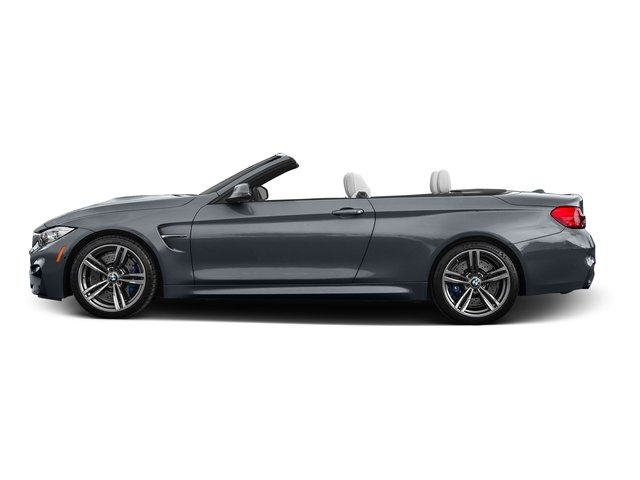 Mineral Gray Metallic 2016 BMW M4 Pictures M4 Convertible 2D M4 I6 Turbo photos side view