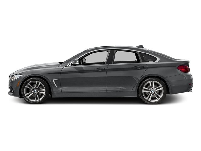 Mineral Gray Metallic 2016 BMW 4 Series Pictures 4 Series Sedan 4D 428i I4 Turbo photos side view