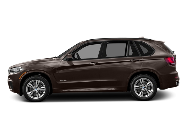 Sparkling Brown Metallic 2016 BMW X5 Pictures AWD 4dr XDrive50i Photos Side View