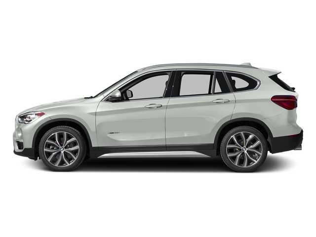 Alpine White 2016 BMW X1 Pictures X1 Utility 4D 28i AWD I4 Turbo photos side view