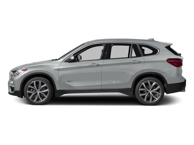 Glacier Silver Metallic 2016 BMW X1 Pictures X1 Utility 4D 28i AWD I4 Turbo photos side view