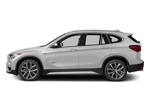 Mineral White Metallic 2016 BMW X1 Pictures X1 Utility 4D 28i AWD I4 Turbo photos side view