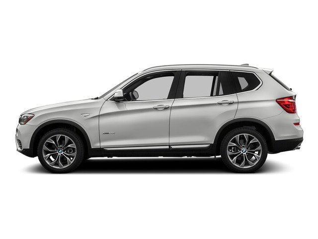 Mineral Silver Metallic 2016 BMW X3 Pictures X3 Utility 4D 28i AWD I4 Turbo photos side view