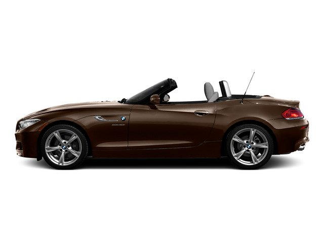 Sparkling Brown Metallic 2016 BMW Z4 Pictures Z4 Roadster 2D Z4 35is I6 photos side view