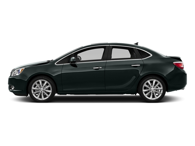 Graphite Gray Metallic 2016 Buick Verano Pictures Verano Sedan 4D Premium I4 Turbo photos side view