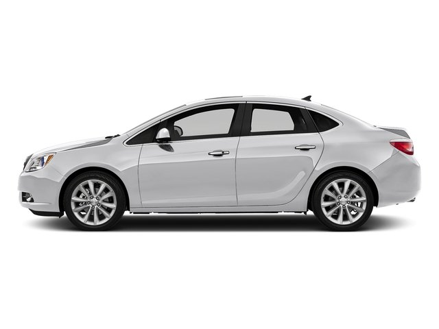 Summit White 2016 Buick Verano Pictures Verano Sedan 4D Premium I4 Turbo photos side view