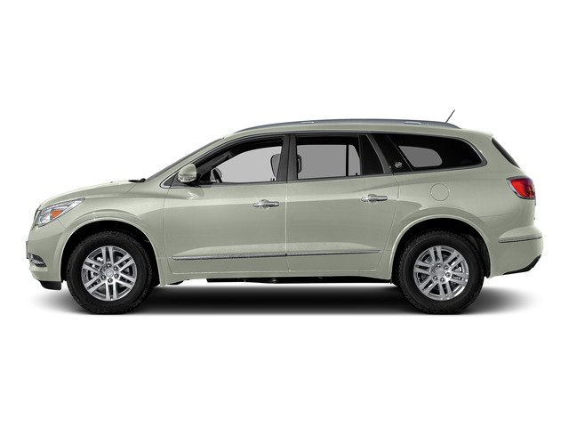 White Frost Tricoat 2016 Buick Enclave Pictures Enclave Utility 4D Premium 2WD V6 photos side view