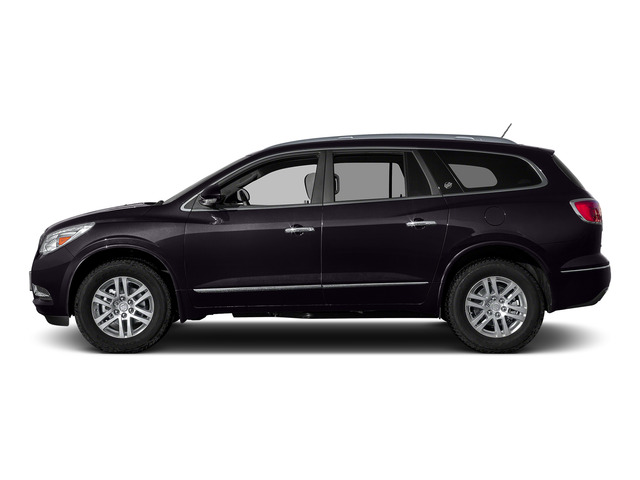 Midnight Amethyst Metallic 2016 Buick Enclave Pictures Enclave Utility 4D Premium 2WD V6 photos side view
