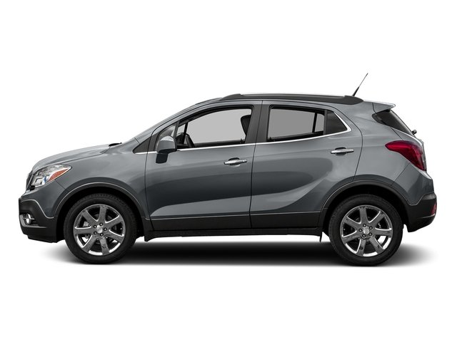 River Rock Metallic 2016 Buick Encore Pictures Encore Utility 4D Sport Touring 2WD I4 photos side view