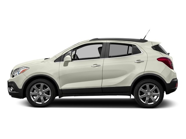 White Pearl Tricoat 2016 Buick Encore Pictures Encore Utility 4D Sport Touring 2WD I4 photos side view