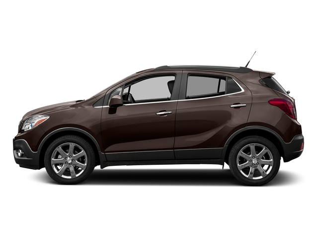 Rosewood Metallic 2016 Buick Encore Pictures Encore Utility 4D Sport Touring 2WD I4 photos side view