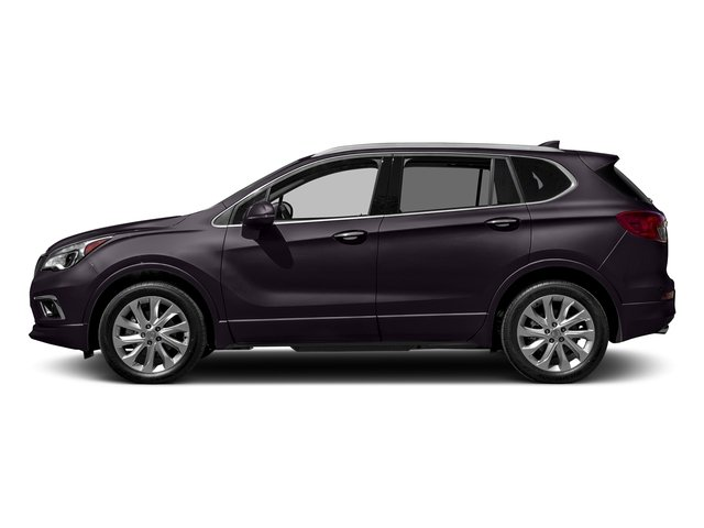 Midnight Amethyst Metallic 2016 Buick Envision Pictures Envision Utility 4D Premium I AWD I4 Turbo photos side view