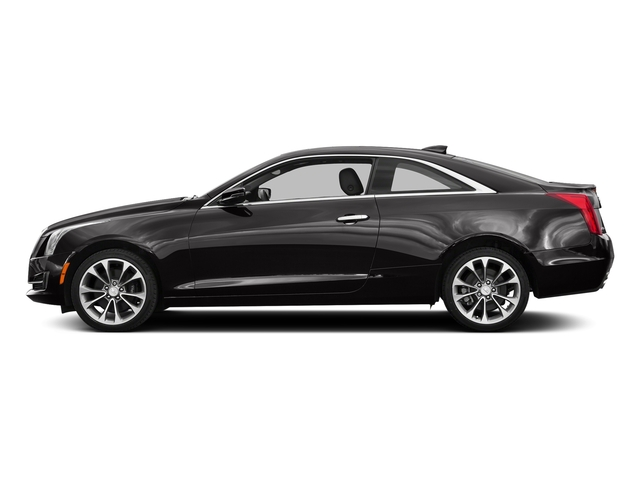 Black Raven 2016 Cadillac ATS Coupe Pictures ATS Coupe 2D Luxury AWD I4 Turbo photos side view