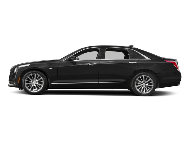 Black Raven 2016 Cadillac CT6 Pictures CT6 Sedan 4D Luxury 3.0TT AWD V6 Turbo photos side view