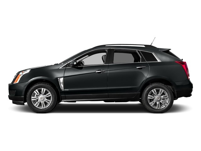 Graphite Metallic 2016 Cadillac SRX Pictures SRX Utility 4D Performance 2WD V6 photos side view