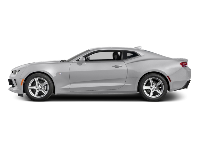 Silver Ice Metallic 2016 Chevrolet Camaro Pictures Camaro Coupe 2D 2LT V6 photos side view