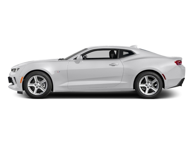 Summit White 2016 Chevrolet Camaro Pictures Camaro Coupe 2D 2LT V6 photos side view