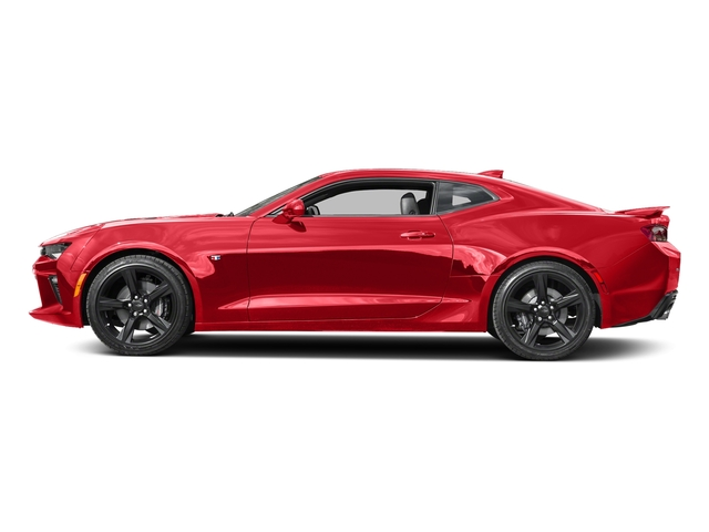Red Hot 2016 Chevrolet Camaro Pictures Camaro Coupe 2D 2SS V8 photos side view