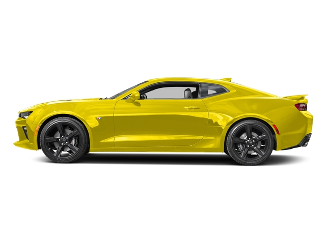 Bright Yellow 2016 Chevrolet Camaro Pictures Camaro Coupe 2D 2SS V8 photos side view