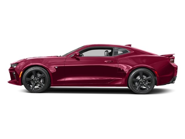 Garnet Red Tintcoat 2016 Chevrolet Camaro Pictures Camaro Coupe 2D 2SS V8 photos side view