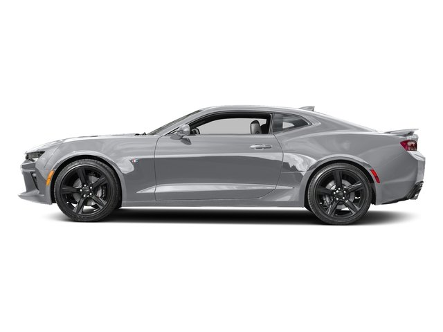 Silver Ice Metallic 2016 Chevrolet Camaro Pictures Camaro Coupe 2D 2SS V8 photos side view