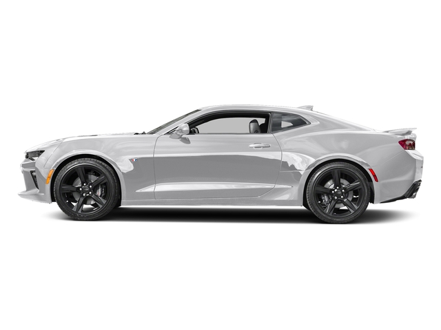 Summit White 2016 Chevrolet Camaro Pictures Camaro Coupe 2D 2SS V8 photos side view
