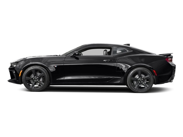 Mosaic Black Metallic 2016 Chevrolet Camaro Pictures Camaro Coupe 2D 2SS V8 photos side view