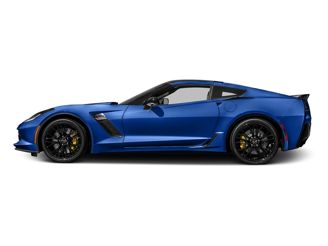 Laguna Blue Metallic Tintcoat 2016 Chevrolet Corvette Pictures Corvette Coupe 2D Z06 2LZ V8 photos side view