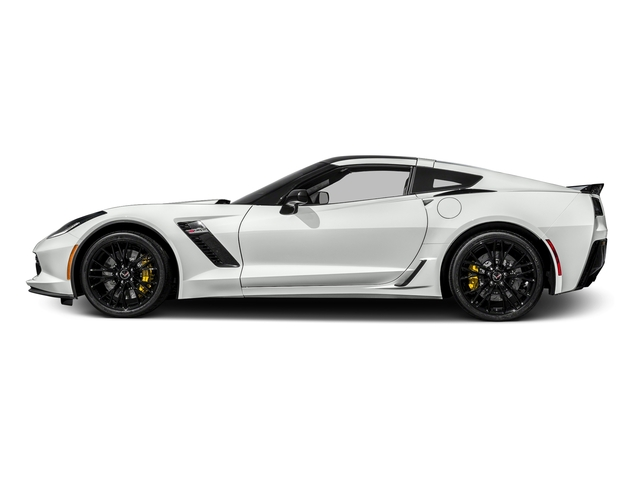 Arctic White 2016 Chevrolet Corvette Pictures Corvette Coupe 2D Z06 2LZ V8 photos side view