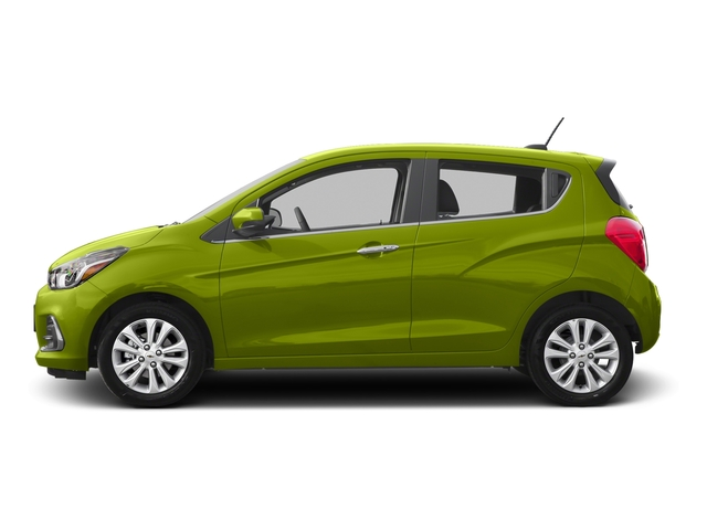 Lime 2016 Chevrolet Spark Pictures Spark Hatchback 5D 2LT I4 photos side view