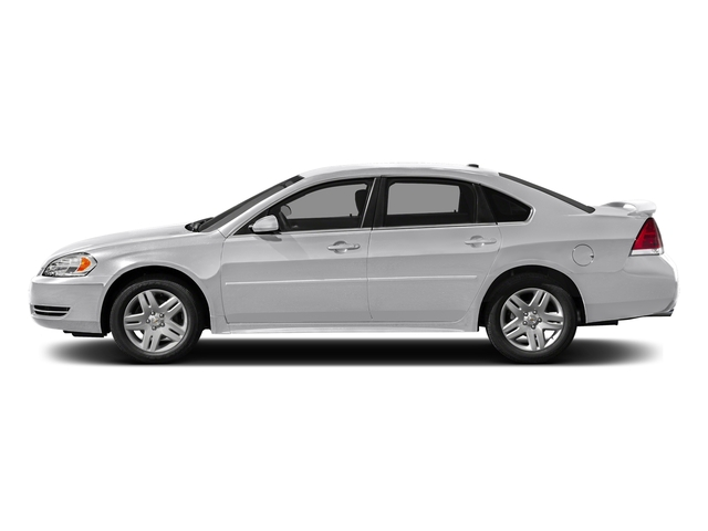 Summit White 2016 Chevrolet Impala Limited Pictures Impala Limited Sedan 4D LT V6 photos side view