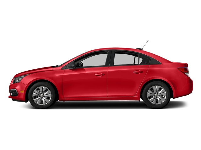 Red Hot 2016 Chevrolet Cruze Limited Pictures Cruze Limited Sedan 4D LS I4 photos side view