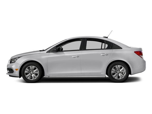 Summit White 2016 Chevrolet Cruze Limited Pictures Cruze Limited Sedan 4D LS I4 photos side view
